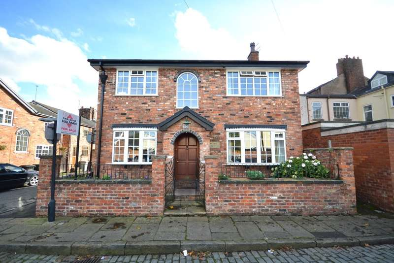 4 Bedrooms Detached House for sale in Old Hall Street, Macclesfield
