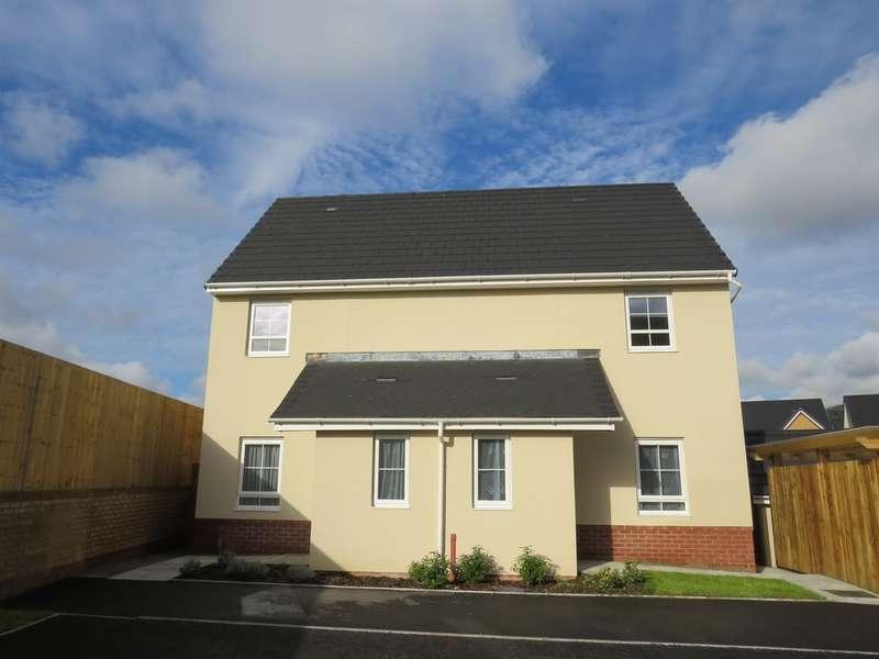 1 Bedroom Apartment Flat for sale in Pen Y Berllan, Cefn Glas, Bridgend