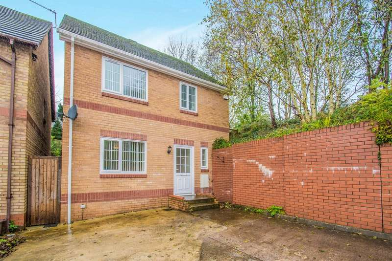 3 Bedrooms Detached House for sale in Clos Y Blaidd, Thornhill, Cardiff