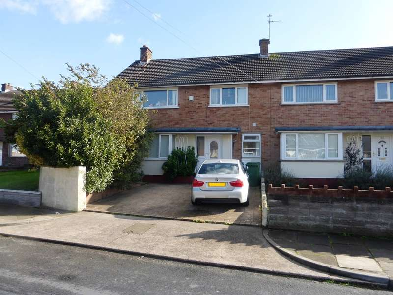 4 Bedrooms End Of Terrace House for sale in Milverton Road, Llanrumney, Cardiff