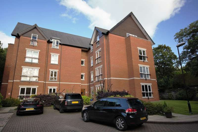 3 Bedrooms Flat for sale in The Beeches, 3 New Hawthorne Gardens, Liverpool L18