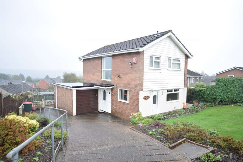 3 Bedrooms Detached House for sale in Fairfield Road, Caerleon, Newport, NP18