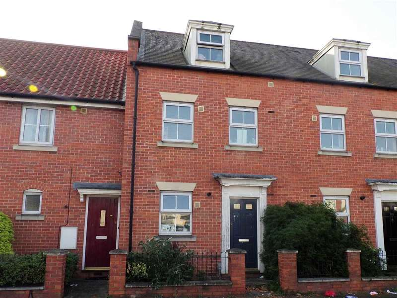 3 Bedrooms Terraced House for sale in Handford Road, Ipswich