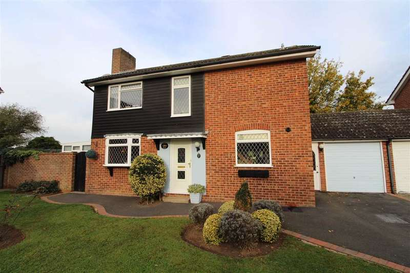 3 Bedrooms Link Detached House for sale in Hawbridge, Capel St. Mary