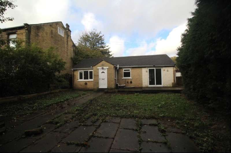 2 Bedrooms Detached Bungalow for sale in Tordoff Road, Low Moor, Bradford, BD12