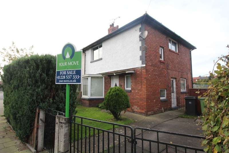 3 Bedrooms Semi Detached House for sale in Borland Avenue, CARLISLE, CA1