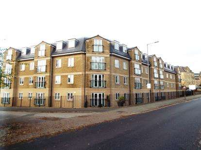 2 Bedrooms Flat for sale in The Hub, Caygill Terrace, Halifax, West Yorkshire