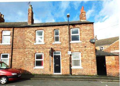 2 Bedrooms Terraced House for sale in Malpas Road, Northallerton