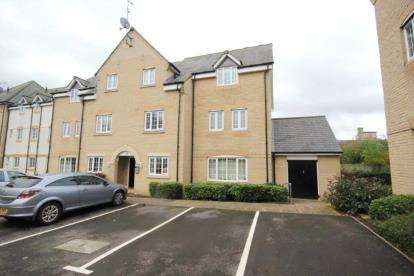2 Bedrooms Flat for sale in Medhurst Way, Littlemore, Oxford, Oxfordshire