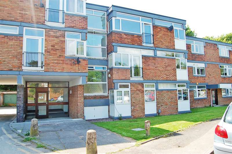 2 Bedrooms Flat for sale in The Lindens, Newbridge Crescent, Wolverhampton, WV6 0LR