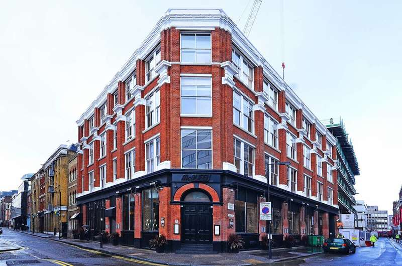 2 Bedrooms Flat for sale in Leonard Street, Shoreditch, EC2A