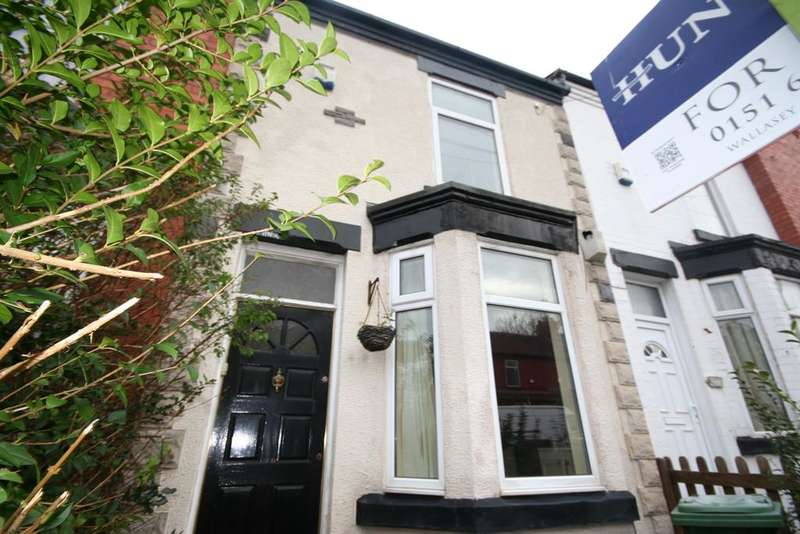 2 Bedrooms Terraced House for sale in Elmswood Road, Birkenhead, CH42 7HP