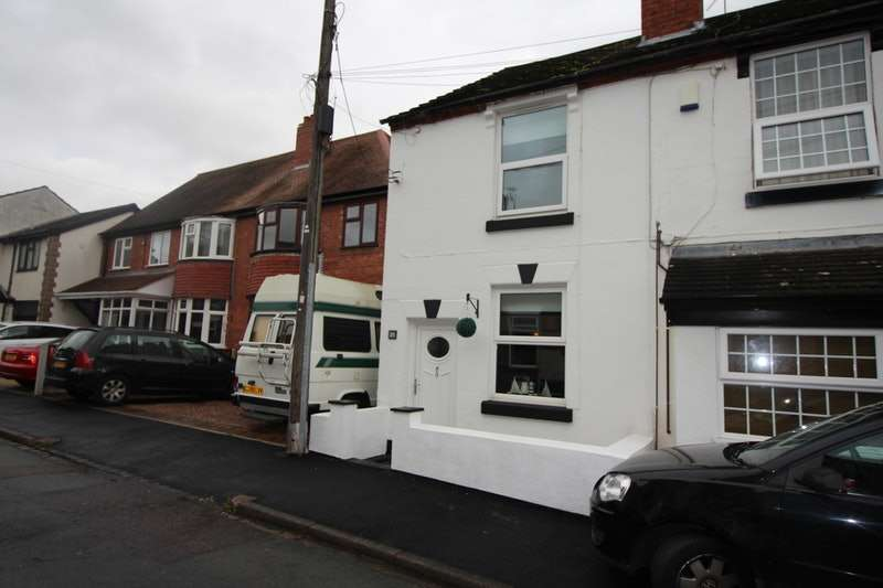3 Bedrooms End Of Terrace House for sale in Castle Street, Stourbridge, Staffordshire, DY7
