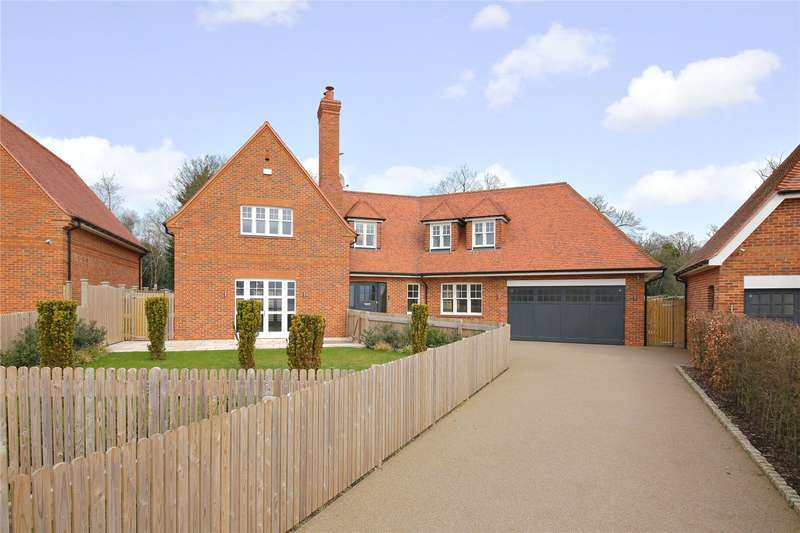 4 Bedrooms Detached House for sale in The Birch, The Cloisters, Wood Lane, Stanmore, HA7