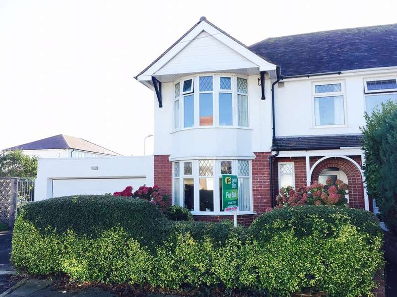 5 Bedrooms Semi Detached House for sale in Severn Road, Porthcawl
