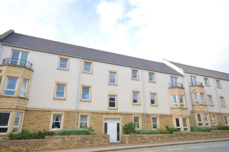 2 Bedrooms Flat for sale in Overton Road, Kirkcaldy, KY1