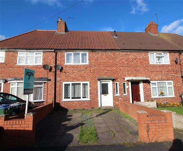 3 Bedrooms Terraced House for rent in Dorsett Road, Wednesbury