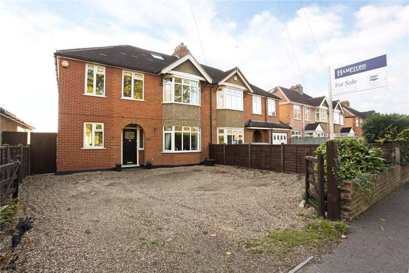 4 Bedrooms Semi Detached House for sale in Maidenhead Road, Windsor, Berkshire, SL4