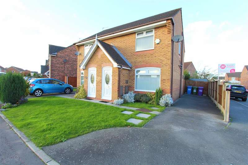 2 Bedrooms Semi Detached House for sale in Turriff Road, Liverpool