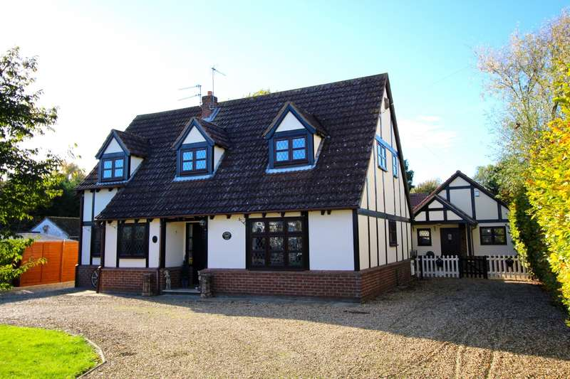 4 Bedrooms Detached House for sale in Broadgate, Spalding, PE12