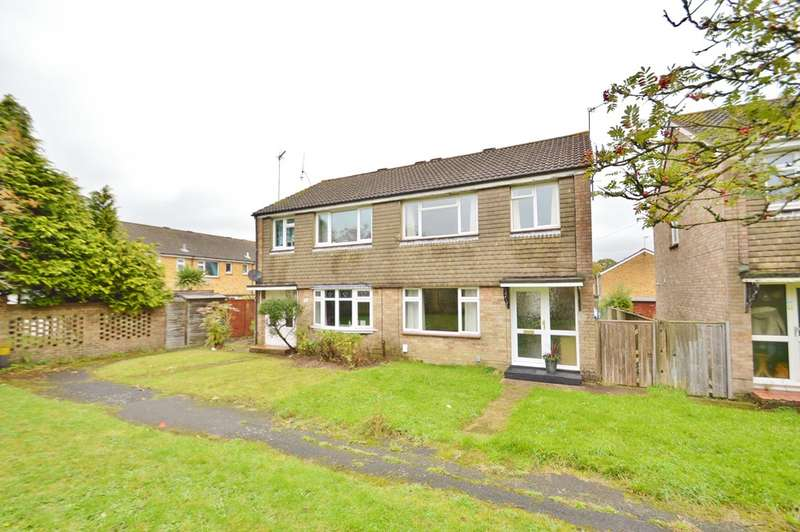 3 Bedrooms Semi Detached House for sale in Hedge End