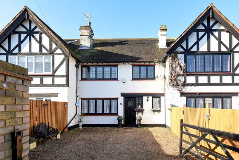 3 Bedrooms Terraced House for sale in Stanwell Road, Ashford, TW15