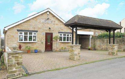 4 Bedrooms Detached House for sale in Church Street North, Old Whittington, Chesterfield, Derbyshire