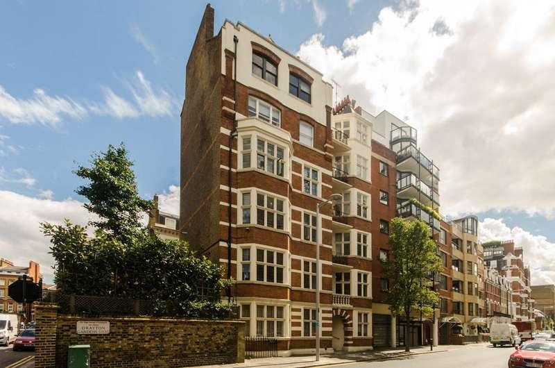 2 Bedrooms Flat for sale in Drayton Gardens, Chelsea, SW10