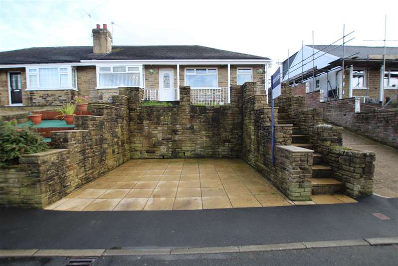 4 Bedrooms Semi Detached House for sale in Lodore Road, Bradford, West Yorkshire, BD2 4JH
