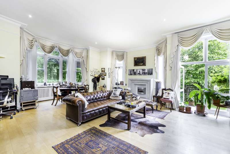 3 Bedrooms Flat for sale in Redington Road, Hampstead