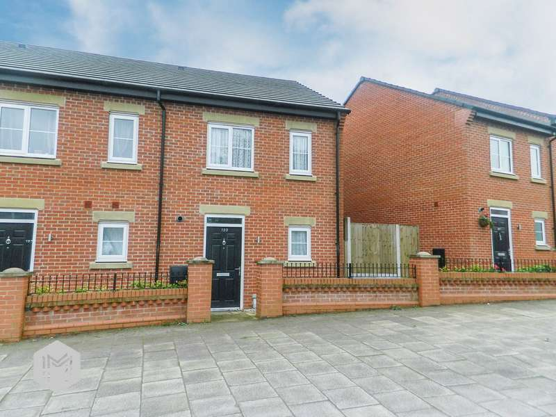 2 Bedrooms Mews House for sale in Plank Lane, Leigh , Wigan, WN7