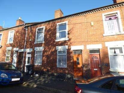 3 Bedrooms Terraced House for sale in Belgrave Street, Derby, Derbyshire