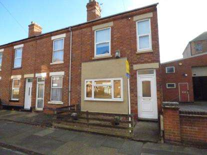 3 Bedrooms End Of Terrace House for sale in Oxford Street, Long Eaton, Nottingham