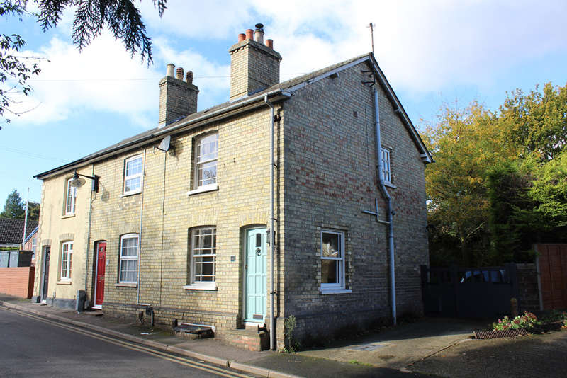 2 Bedrooms End Of Terrace House for sale in Mill Road, Royston