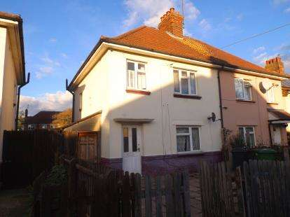 3 Bedrooms Semi Detached House for sale in Kingsley Road, Peterborough, Cambridgeshire