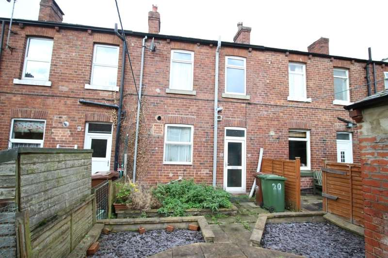 2 Bedrooms Terraced House for sale in Park Street, Horbury, Wakefield, WF4