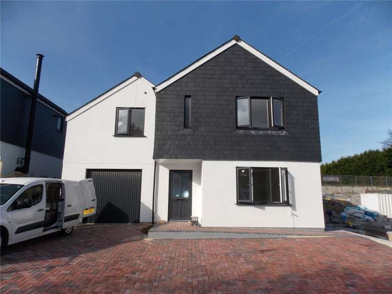 4 Bedrooms Detached House for sale in Boundary Row, Trewirgie Hill, Redruth