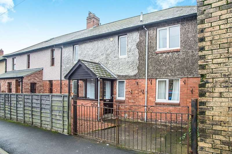 4 Bedrooms Semi Detached House for sale in Queens Road, Alnwick, NE66