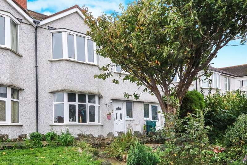 3 Bedrooms Terraced House for sale in Grange Road, Colwyn Bay, LL29 7RL