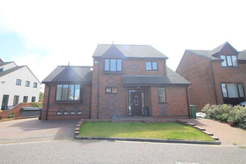 4 Bedrooms Detached House for sale in Seathwaite Close, Blundellsands, Liverpool, Merseyside