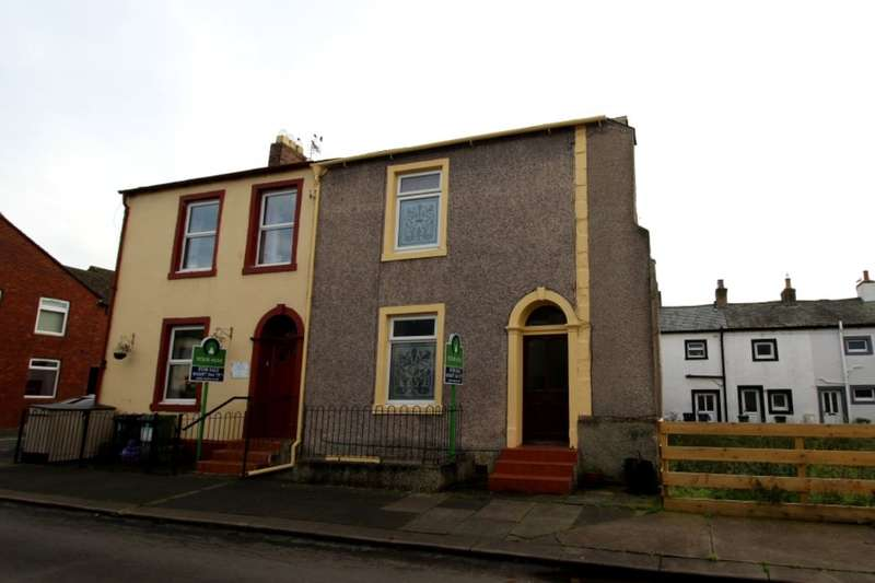 2 Bedrooms Semi Detached House for sale in George Street, Wigton, CA7