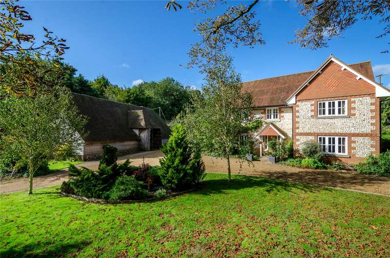 6 Bedrooms Detached House for sale in Cholderton, Salisbury, Wiltshire, SP4