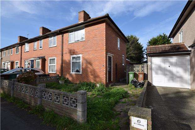 2 Bedrooms End Of Terrace House for sale in Revesby Road, CARSHALTON, Surrey, SM5 1EX