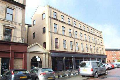 2 Bedrooms Flat for sale in Clarendon Place, St George's Cross, Glasgow