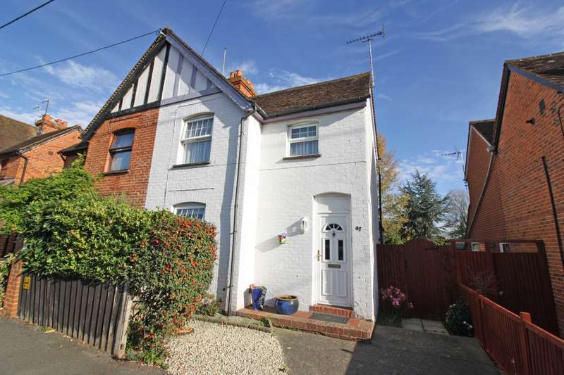 3 Bedrooms Semi Detached House for sale in Hagbourne Road, Didcot