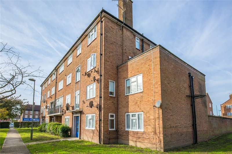 2 Bedrooms Apartment Flat for sale in Northway Court, Green Avenue, Mill Hill, London, NW7