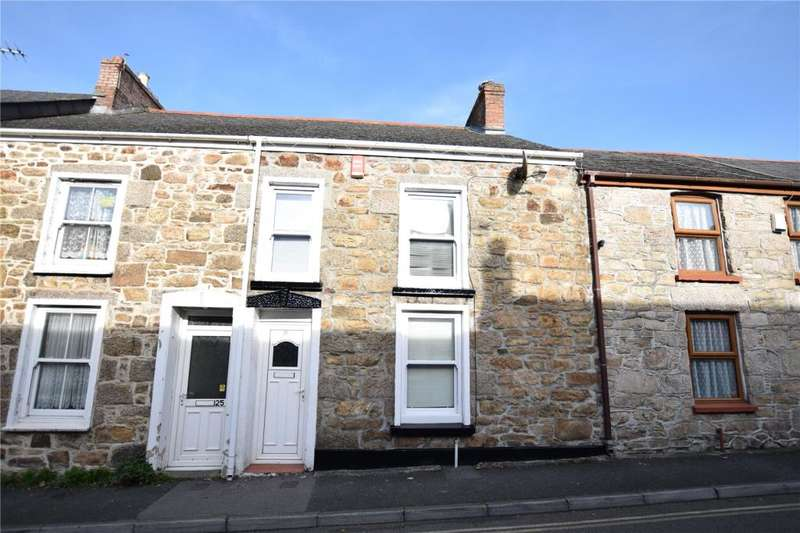 3 Bedrooms Terraced House for sale in Vyvyan Street, Camborne, Cornwall