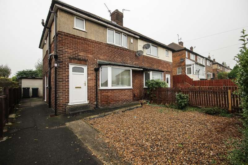 3 Bedrooms Semi Detached House for sale in Templars Way, Bradford, West Yorkshire, BD8
