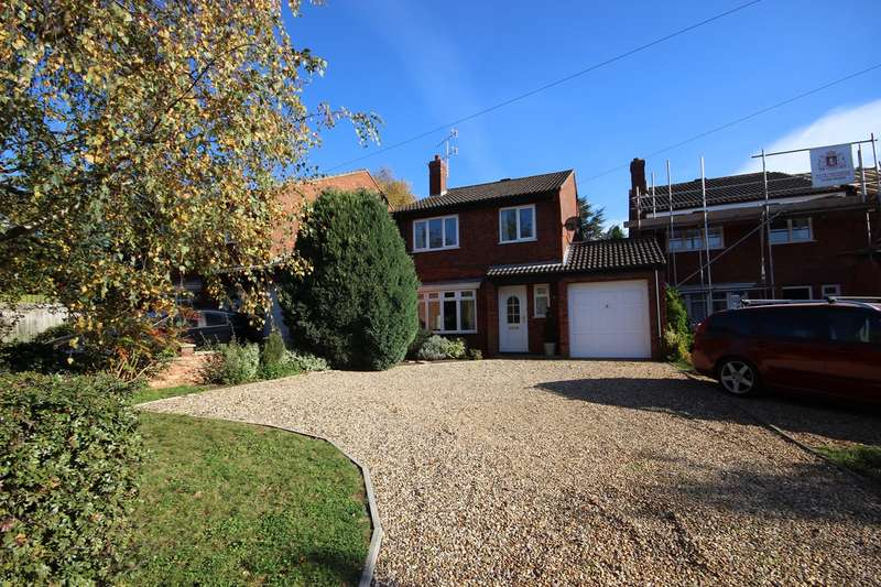 4 Bedrooms Detached House for sale in Flitwick Road, Ampthill, Bedford, MK45