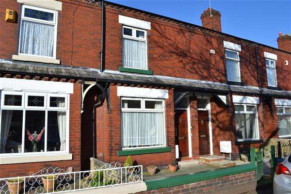 3 Bedrooms Terraced House for sale in Walmesley Road, Leigh